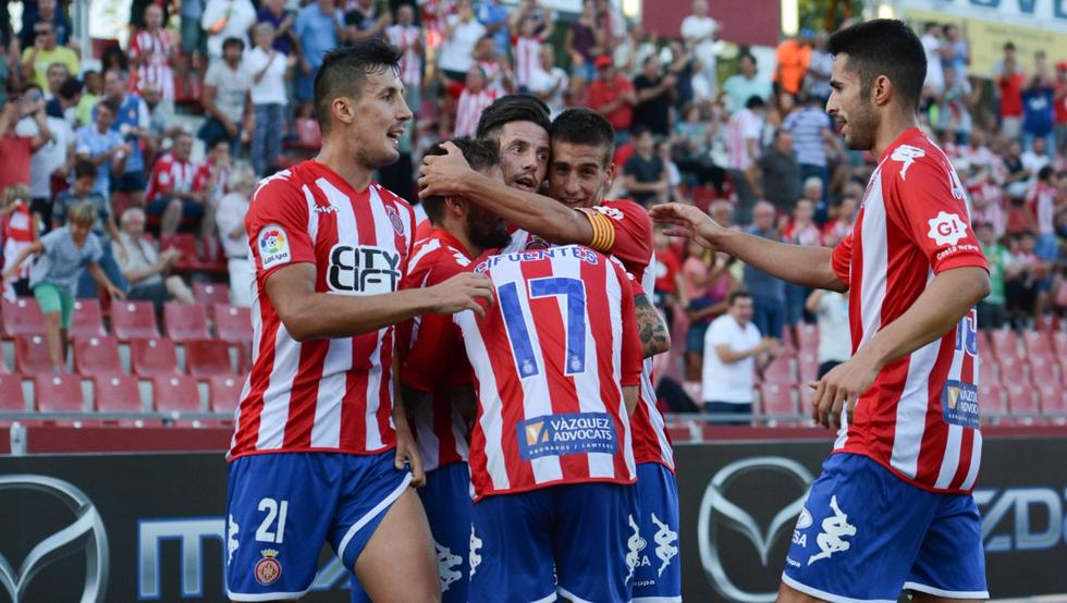 Image result for Girona fc 2017